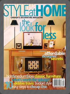 style at home - featured cover